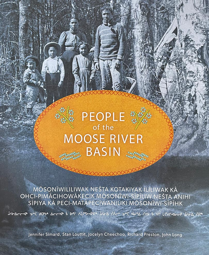 People of the Moose Cree Basin book cover